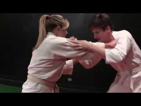 Judo Lesson