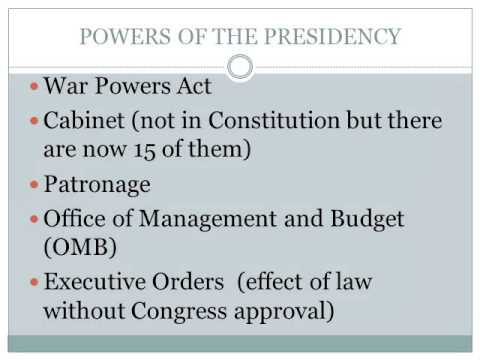 two presidencies thesis ap gov Transcript of ap gov president frq merissa, jenny, ly frq 5 the concept of divided government in the united states means that one political party can control the executive branch while another controls the legislative branch this poses problems for the president in making.