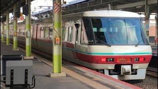 特急やくも 381系グリーン付き 松江発車