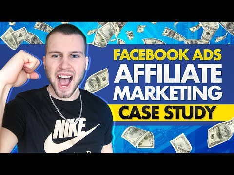 Facebook Ads Affiliate Marketing Case Study 💪