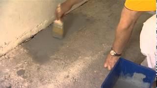 Ochranný nátěr  betonu