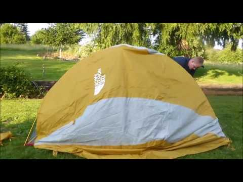 & Talus 3 Tent Review set up and fast pitch - YouTube
