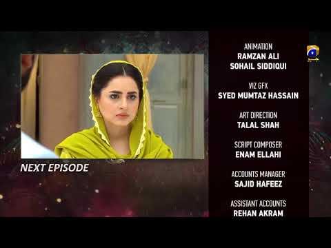 Munafiq | EP 21 Teaser | 21st Feb 2020 - HAR PAL GEO