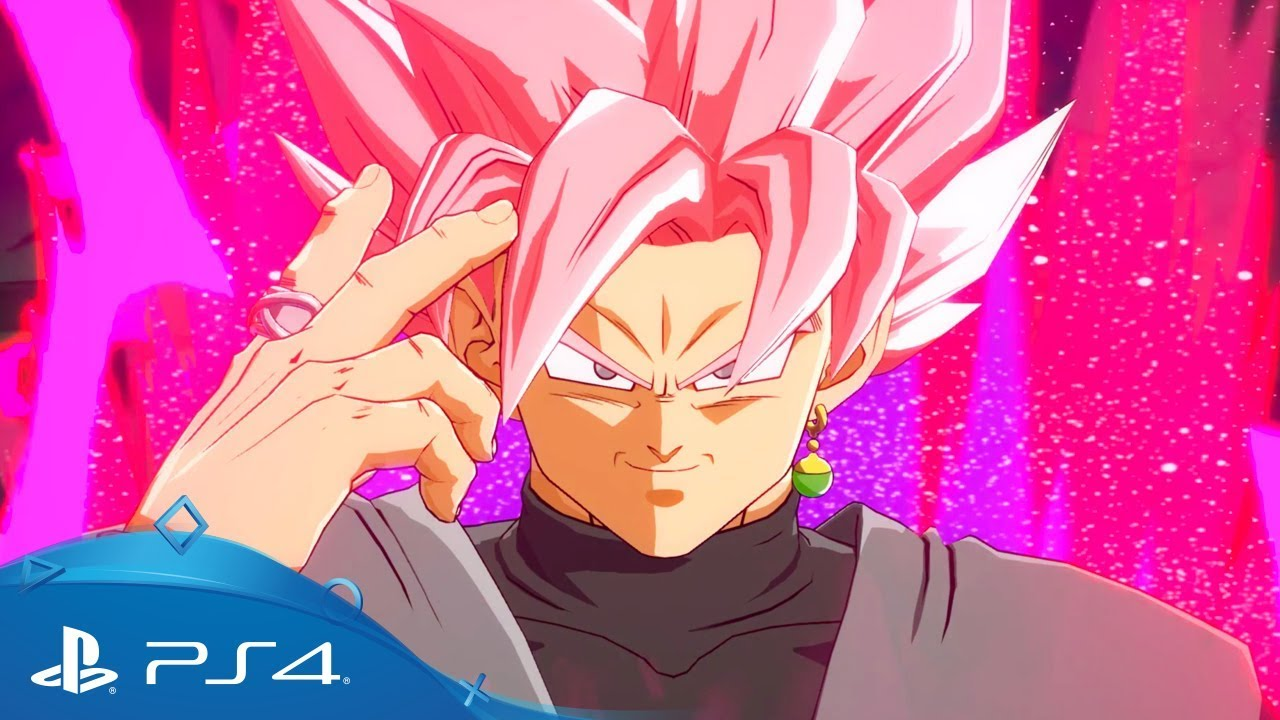Dragon Ball Fighter Z | Character Trailer | PS4