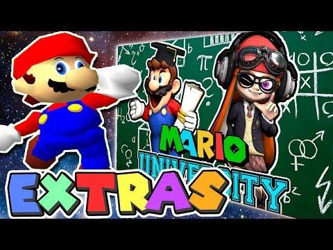 Mario's Extras: Mario University