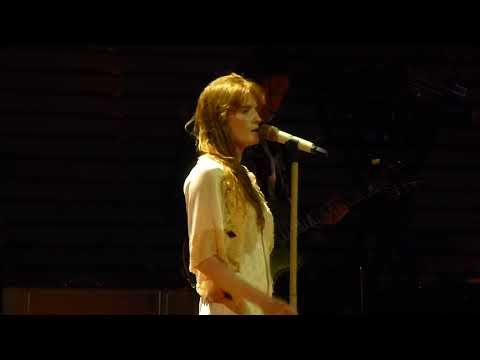 Florence + the Machine - Big God @Spectrum Center, Charlotte NC 3Oct2018