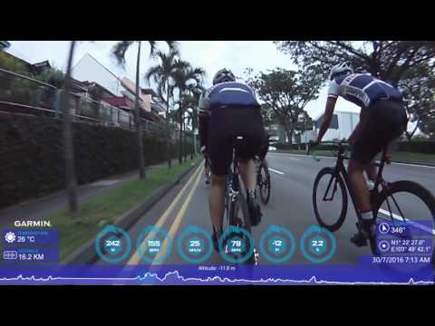 Ascenders Video Production: Team Ride of 30th July 2016 HD