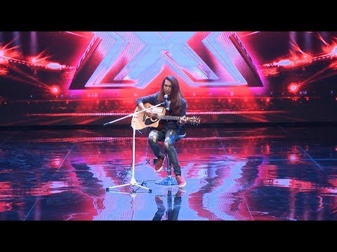 Kyaw Zin Thant Audition | The X Factor Myanmar 2017 Season 2