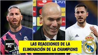 REAL MADRID Sergio Ramos DA LA CARA por La Liga. Zidane, cuestionado y Hazard se defiende | ESPN FC