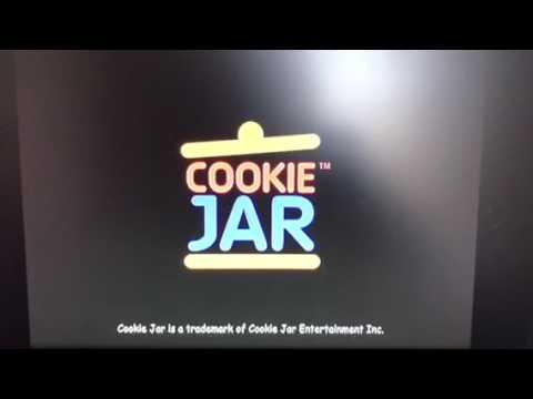Cookie Jar Television V8 Light Tv