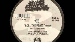 Roll the Beats Remix - DJ Hype