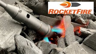 Rocketfire Torch - FIRST TIME EVER SHOWN