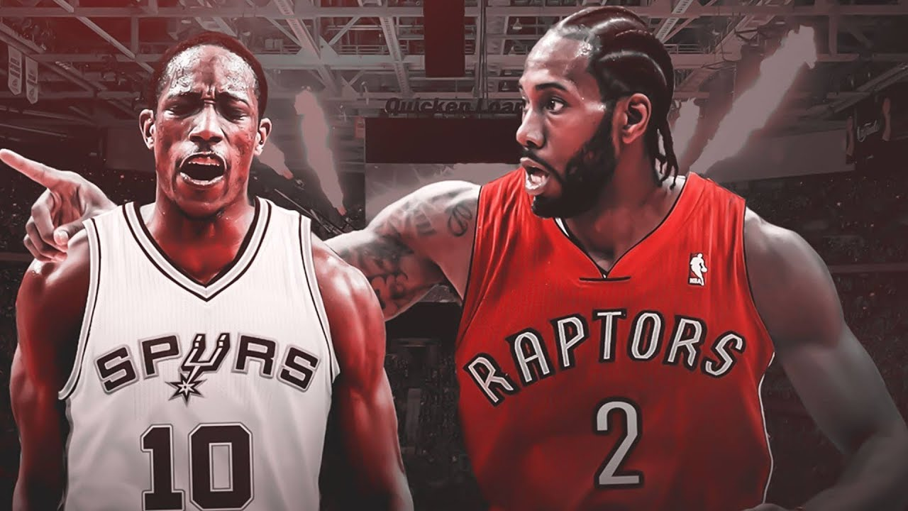 Spurs Trade Kawhi Leonard to Raptors! 2018 NBA Free Agency - YouTube 2dd0cfb67