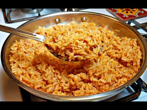 How to Make Mexican Rice | Mexican Rice Recipe | Easy Recipe For Mexican Rice