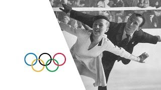 Mixed Pairs Figure Skating - Garmisch 1936 Winter Olympics