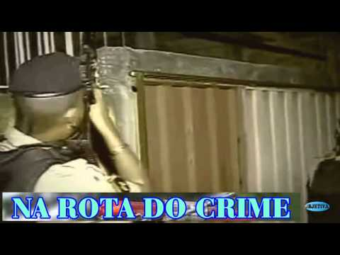 TV OBJETIVA BARBACENA # NA ROTA DO CRIME 13-05-2015