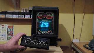 New Video Game Stramash Zone - Battlezone for the Vectrex!