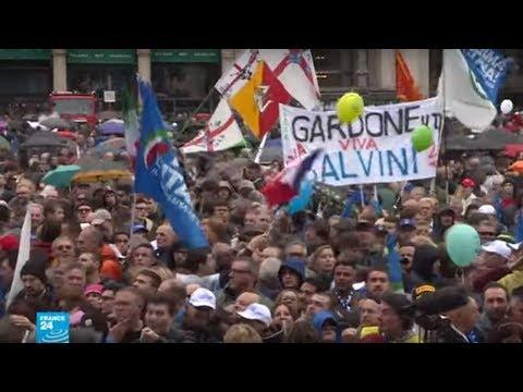 الشعبويون يتعرضون لضغوط قبيل الانتخابات الأوروبية  - نشر قبل 3 ساعة