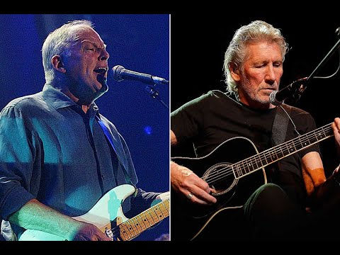 Why Roger Waters and David Gilmour Are Still Fighting