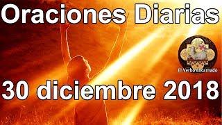 Oraciones diarias con amor Domingo 30 Diciembre Palabra de vida Evangelio de hoy Oraciones milagrosa