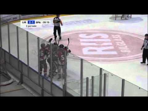 Endre Medby - Lillehammer - GET Ligaen 15/16