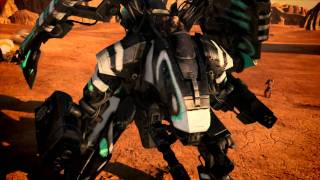 Starhawk™ official E3 Trailer