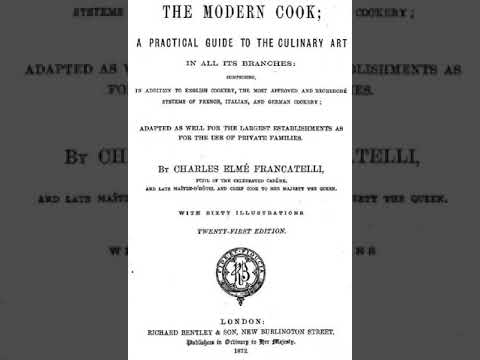 The Modern Cook | Wikipedia audio article