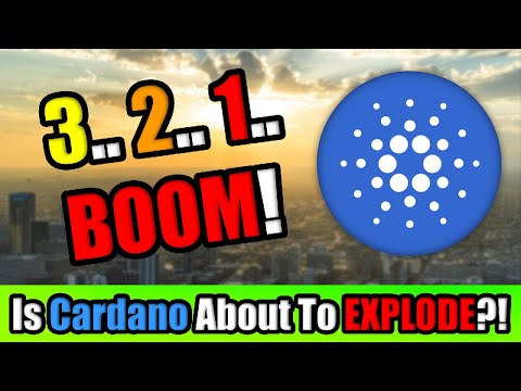 URGENT: Last Chance to Buy Cardano Crypto BEFORE Explosion! (BIGGEST OPPORTUNITY SINCE ETHEREUM)