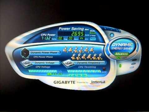 Gigabyte EX58-UD5 - Dynamic Energy Saver