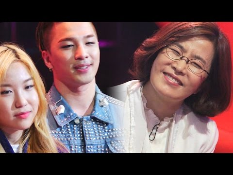 """Lee Sun Hee raved about Taeyang's stage """"It was the best stage!"""" 《Fantastic Duo》판타스틱 듀오 EP02"""