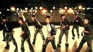 DBSK Rising Sun [Dance ver.]
