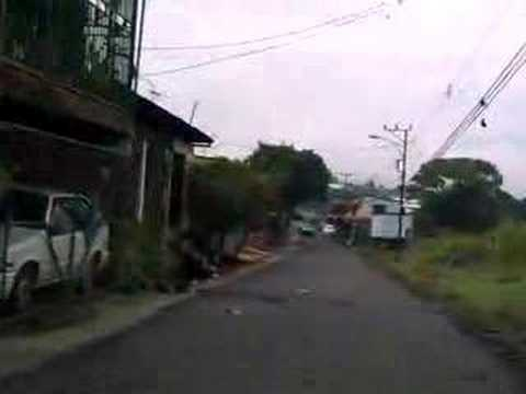 Costa Rica Streets