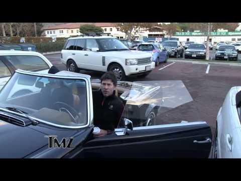 Joe Flanigan on TMZ  January 3, 2013