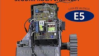 FABRICAR MOTOR PORTÓN ELÉCTRICO CASERO CON NEO E5 FACIL