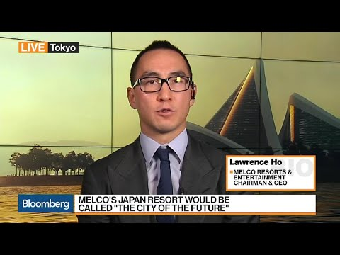 Melco's Ho on Japan Casino Concept