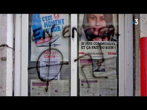 A Vienne, la multiplication de tags xén