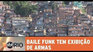 Baixar Baile funk na Rocinha tem exibição de armas