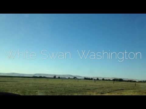 A Day In [WHITE SWAN, WASHINGTON] (Fort Simcoe Part 1)