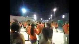 Carnaval de Río en San Luis 2012- Ensayo general. 1° Parte