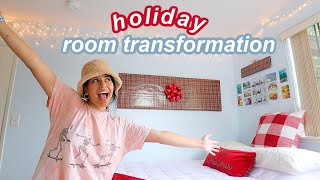 Baixar decorating my room for christmas (HOLIDAY MAKEOVER)