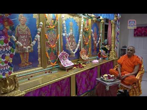 Shree Swaminarayan Temple, Ocala, FL - 7th Patotsav