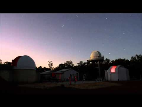 Perth Observatory Star Viewing Night 21/2/2015