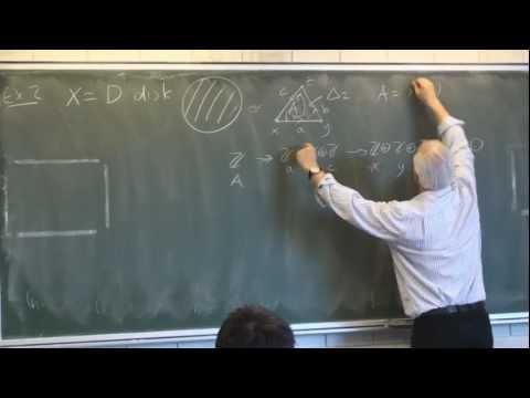 AlgTop33: Computing homology groups
