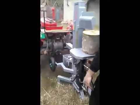 Cepač ALAMUNJA Na Traktorski Pogon - KARDAN
