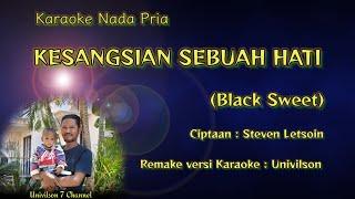 Download Lagu Karaoke KESANGSIAN SEBUAH HATI (Black Sweet) mp3
