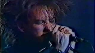 The Cure - Piggy in the Mirror - Munich 1984