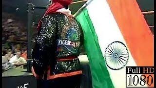 WWE Tiger Ali Singh vs Gillberg | WWE No Mercy Full Match HD !!!