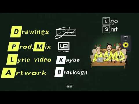 Download SHAW - EGO SHIT (Official Lyrics Video)