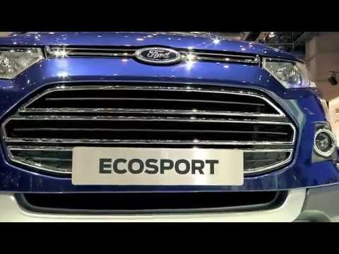 Ford EcoSport - Autosalon Geneve 2013 - ANWB Auto