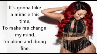 K. Michelle - Not A Little Bit  (Lyrics)